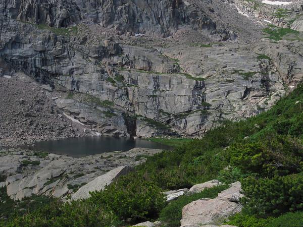 Chasm Lake 7-14-13