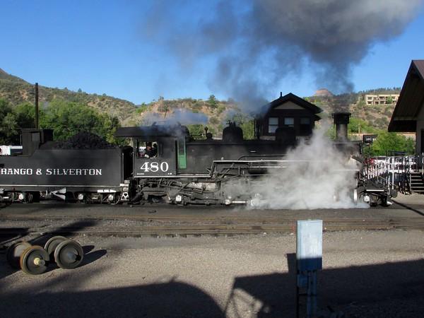 Durango- Silverton RR 9-2615